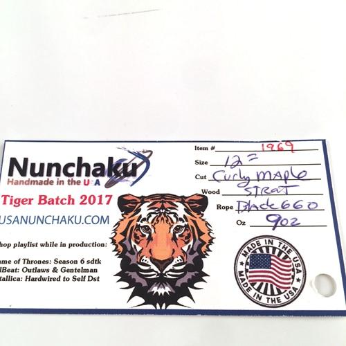 Real Nunchaku