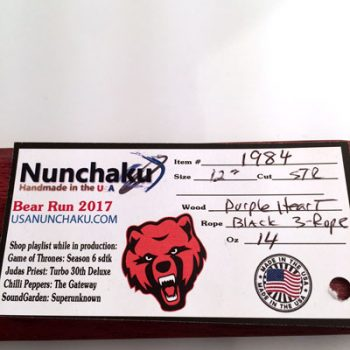 Real Nunchaku American Nunchaku Co