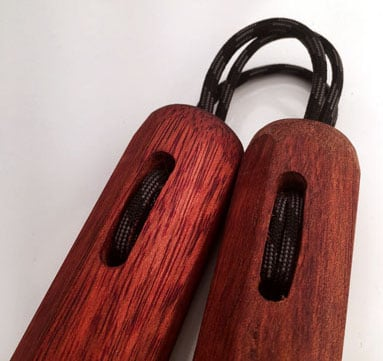 "14.5"" Bloodwood Nunchaku"