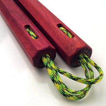 12 inch Tapered Bloodwood Nunchaku