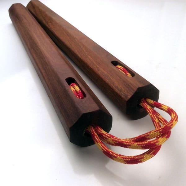 Iron Wood Nunchaku