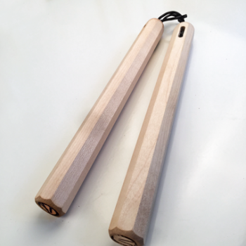 Hard Maple Nunchaku from American Nunchaku Co