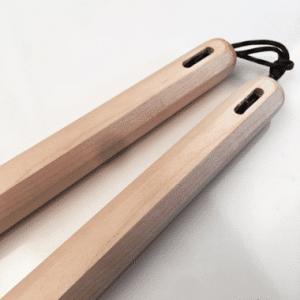 11 inchHard Maple slimNunchaku