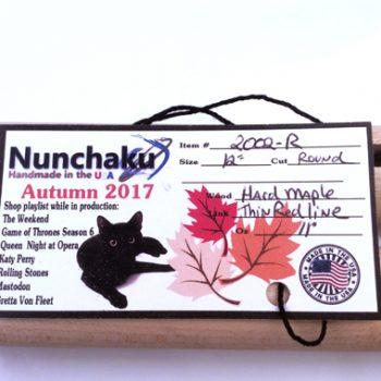 Handmade Nunchaku