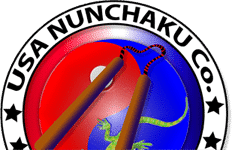 Nunchaku made in USA