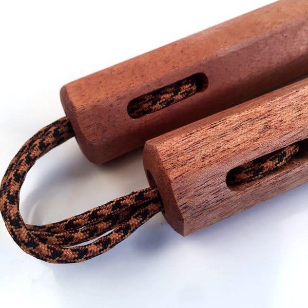Rosewood Nunchaku