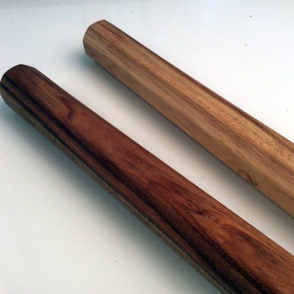12 inch Hickory Nunchaku