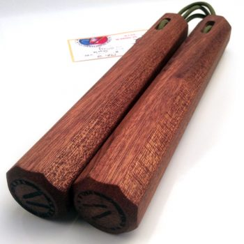 8 inch Sapele Nunchaku