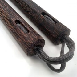 Black Palm Slim Nunchaku