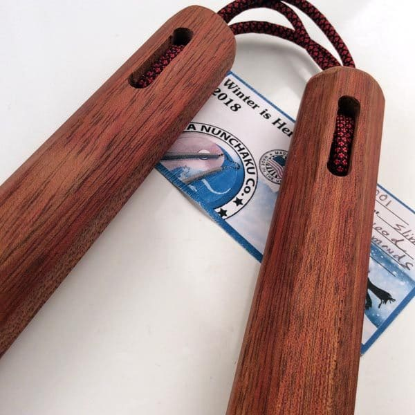 Bloodwood Slim Nunchaku 1175
