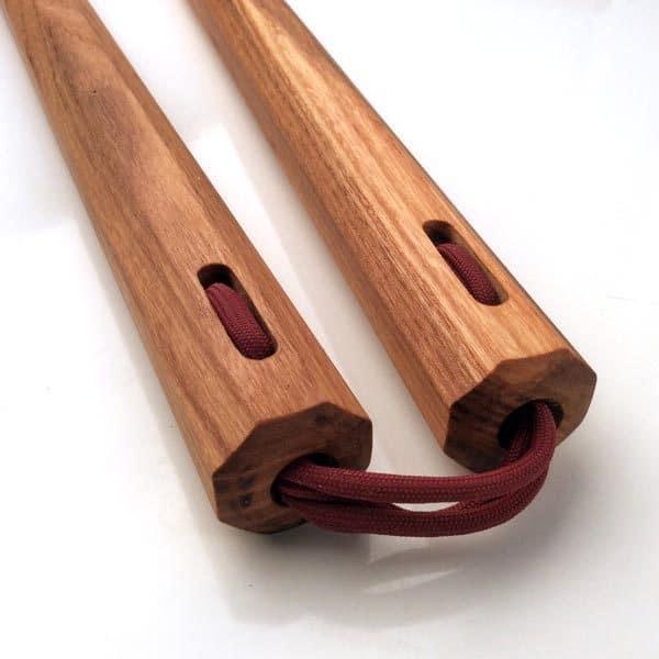 Ash Nunchaku Long Matched Set