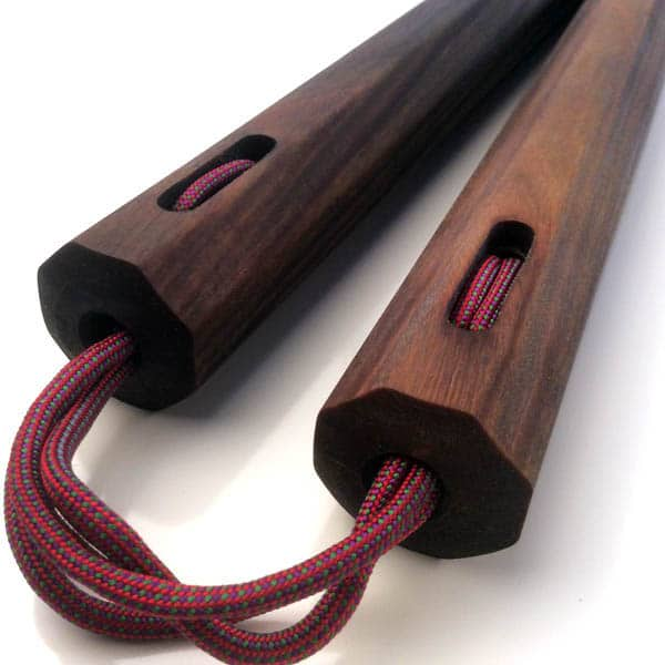 Iron Wood Nunchaku 2020-015